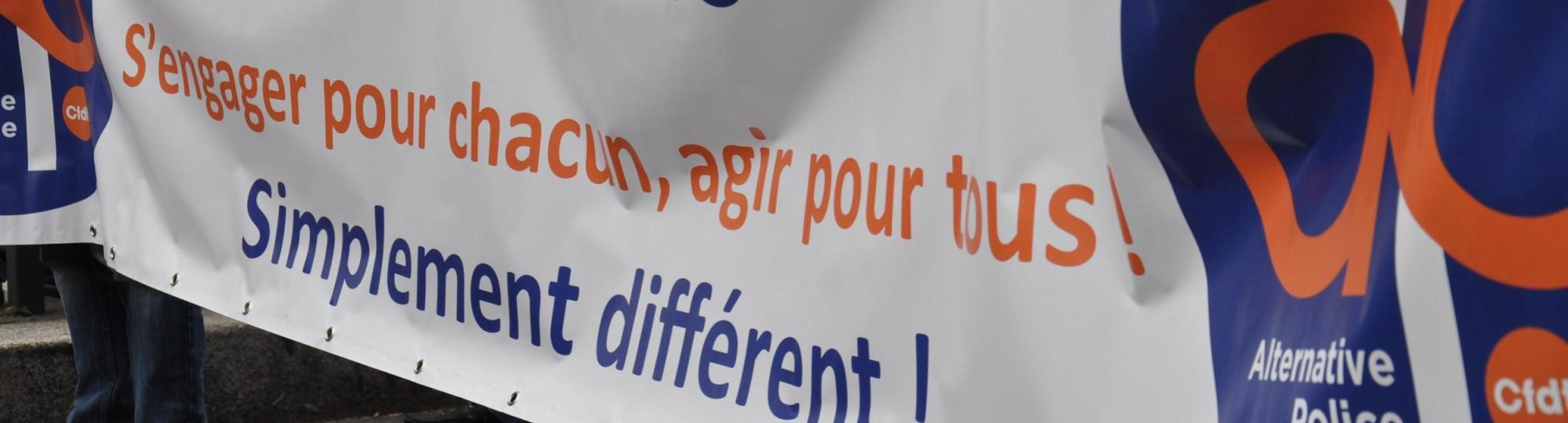 1ère confédération française - 4ème syndicat de la Police