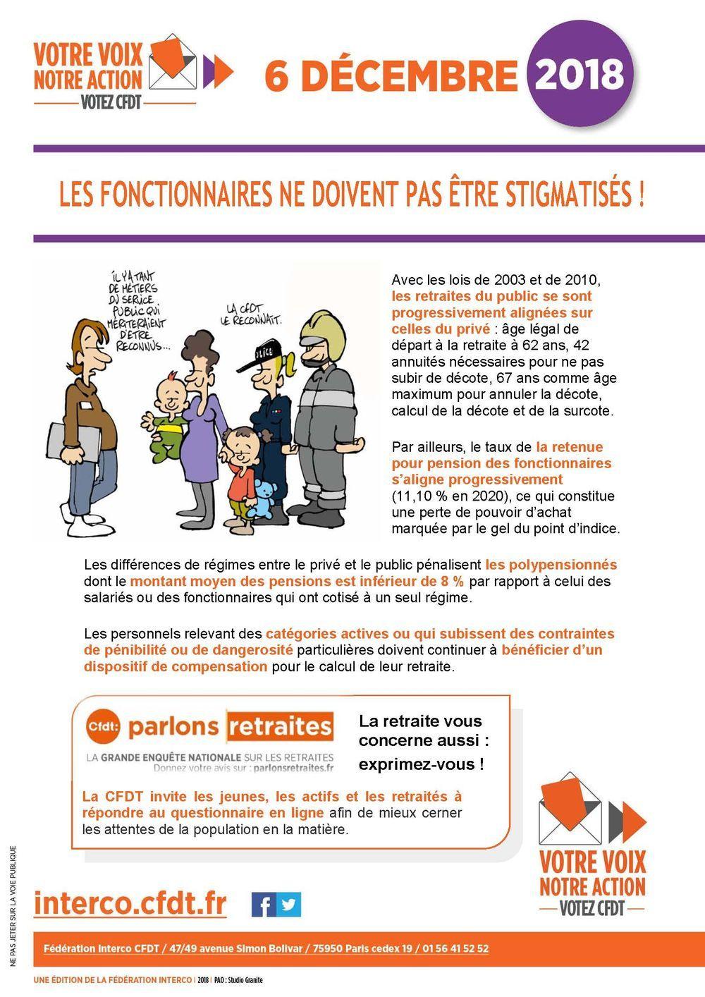 Future Reforme Des Retraites Alternative Police